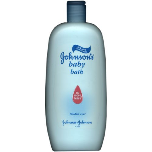 Johnson's Baby Bath 2 x 500ml (1000ml Bath)