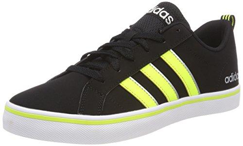 adidas Herren VS Pace Fitnessschuhe, Schwarz (Negbas/Amasol / Plamet 000), 43 1/3 EU