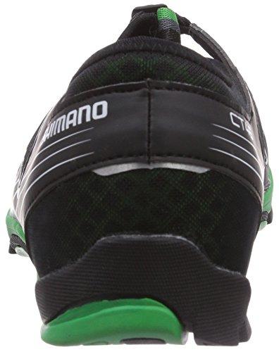Shimano E-SHCT46, Chaussures de VTT mixte adulte schwarz