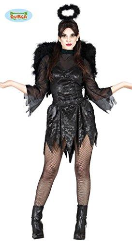 ENGEL - Größe 42-44 (L), Dark Angel (Dark Angel Kostüm Für Frauen)