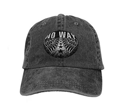 Unisex Flat Bill Hip Hop Cap Baseball Hat Head-Wear Cotton Trucker Hats NYC New York Stock Print d NYC New York Stock Print Black