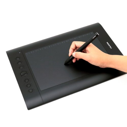 huion-h610-pro-graphics-drawing-pen-tablet-with-hot-keys-compatible-with-windows-mac