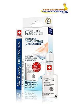 Eveline Nail Therapy Diamond Hard And Shiny Nails