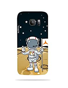 alDivo Premium Quality Printed Mobile Back Cover For Samsung Galaxy S7 / Samsung Galaxy S7 Back Case Cover (MKD268)
