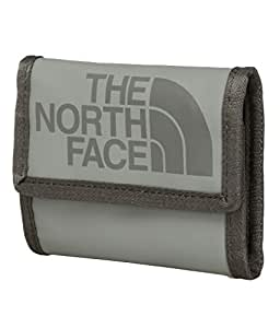 The North Face Base Camp Wallet, Grey, One Size