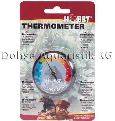 Hobby Thermometer für Terrarien