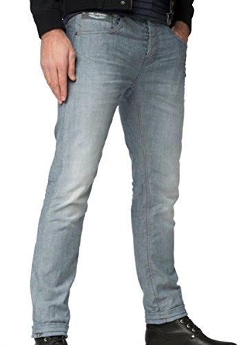 PME Legend Skyhawk-reg-Slim-Jeans Größe W34-L32 (Chambray-taste)