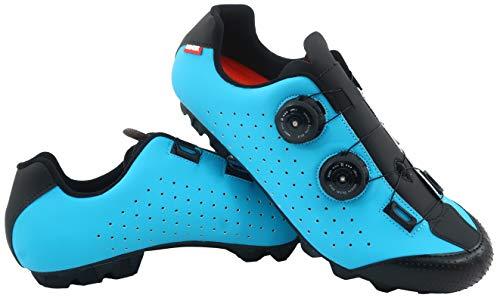 LUCK Zapatilla Ciclismo MTB Eros Doble Cierre rotativo