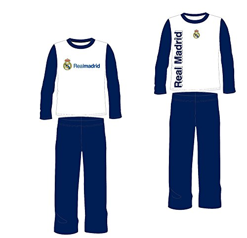 Pijama Real Madrid interlock infantil surtido