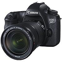 Canon EOS 6D  24-105 / 3.5-5.6 EF IS STM - Cámara digital