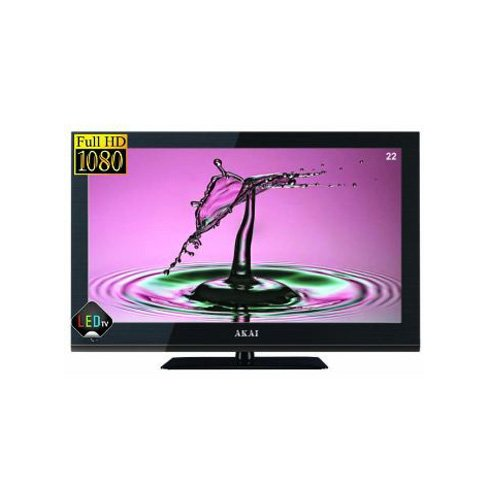 Akai 22D20Dx 22-inch 1080p Full HD Television (Black)