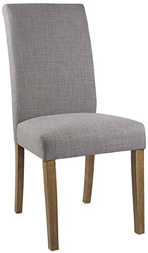 Comparativa de sillas comedor tapizadas tela: mejores ...