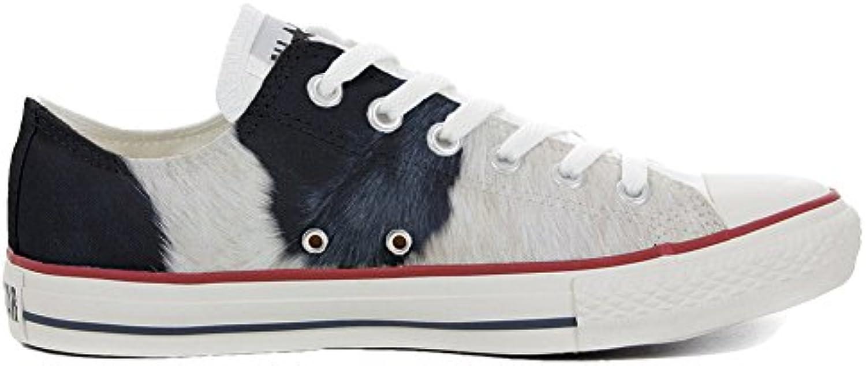 mys Converse All Star Low Customized Personalisiert Schuhe Unisex (Gedruckte Schuhe) Slim Mukka