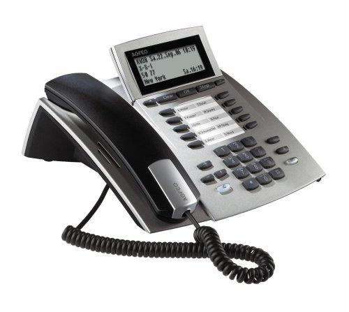 Agfeo ST31 S0 Systemtelefon Digi Für Anl. Mit I-So silber