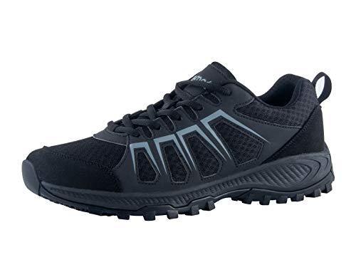 Riemot Zapatillas Deportivas para Hombre, Zapatos de Trail Running, Trekking, Senderismo, Montaña...