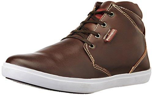 Provogue Men's Brown Sneakers – 9 UK 41WpNbWEebL