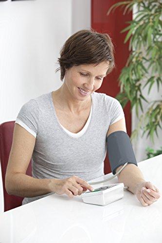 Medisana BU 510 Oberarm- Blutdruckmessgerät 51160, mit Arrhythmie-Anzeige, mit WHO Ampel-Farbskala, für eine präzise Blutdruckmessung - 4