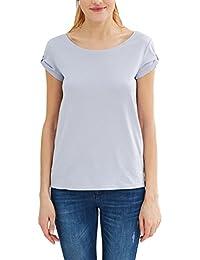 edc by ESPRIT Damen T-Shirt 037cc1k043