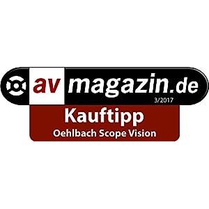 Oehlbach Scope Vision DVB-T2 HD Antenne - Digitale: Amazon