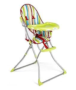 LuvLap Sunshine Baby Highchair - Green