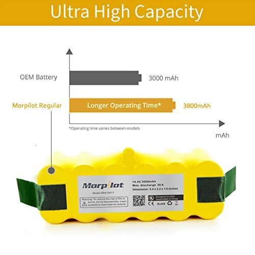 Zoom IMG-2 morpilot batteria di ricambio ni