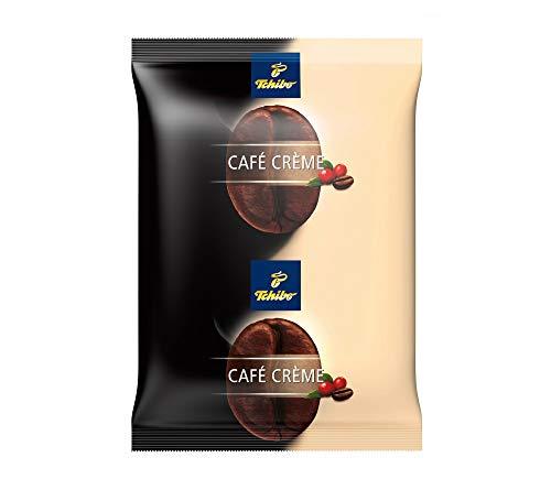 Tchibo Cafe Creme Suisse   Hochwertiger Kaffee aus ganzen Bohnen im 500g Beutel   Ideal für Kaffeevollautomaten   Einzigartige Kaffeequalität von Tchibo