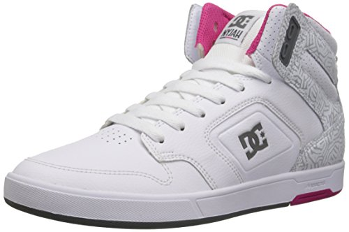 DC Shoes Nyjah High, Baskets mode femme