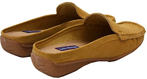 Coolers Shoreside  Ry39-129,  Mädchen Damen Slipper Hautfarben
