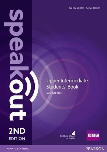 Speakout. Upper intermediate. Student's book. Per le Scuole superiori. Con DVD-ROM. Con espansione online