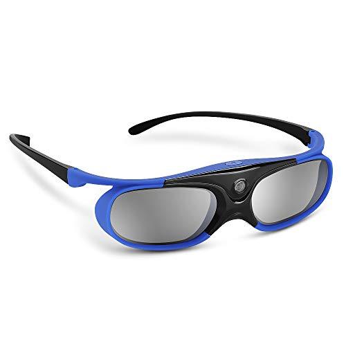 BOBLOV 3D Gafas Activas de Obturador