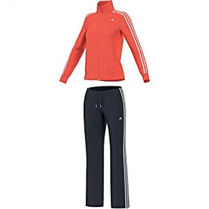 adidas Ess 3S Knit Suit Women's Traksuit (XXS)