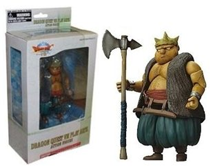 Abysses Corp - Figurine - Dragon Quest VIII - Play Arts - Yangus