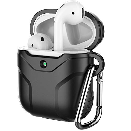JETech Funda Compatible AirPods 1st 2st Generación