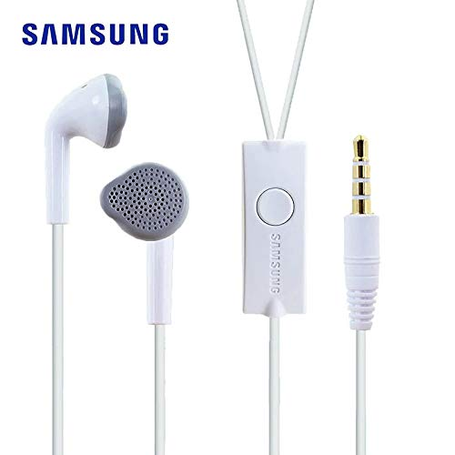 Symbol-India Samsung 3.5 mm Earphone EHS61ASFWE for All Smartphones (White)