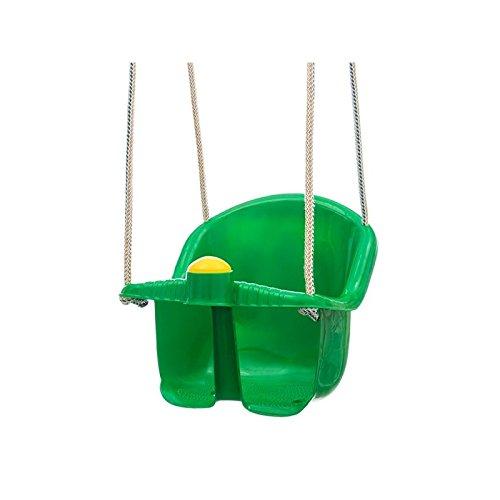 Importacion Mundigangas 555N505 - Columpio Infan Plástico 39X35,5X35, colores surtidos