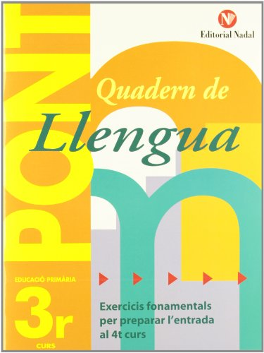 Pont, llengua, 3 Educació Primària editado por Nadal-arcada s.l.