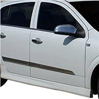 KS1052Â -Â Barra de acero inoxidable para puerta con moldura 4Â STK Adecuado para Astra