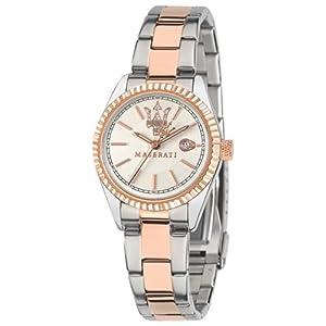 Maserati Mujer R8853100504Competizione analógico Pantalla Cuarzo Reloj