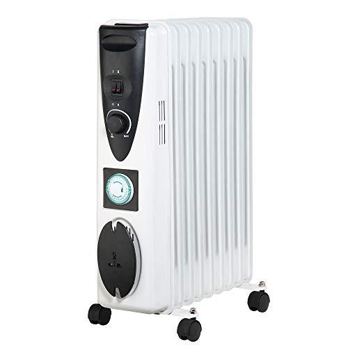 Ölradiator Elektroheizung 2000 Watt