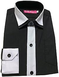 VANITY Mueble Boys Camiseta Negro Negro