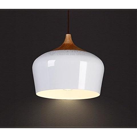 ZQ@QX Illuminazione domestica eleganti decorazioni camera da letto in legno