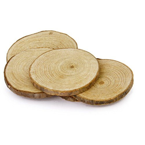 vorcool-20pcs-round-wood-discs-natural-log-slices-5-6cm