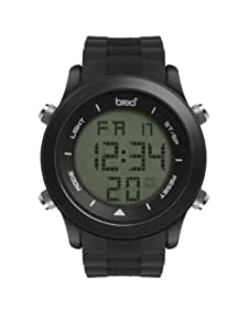 Breo Orb Unisex Sport/Fashion Digital Watch Black