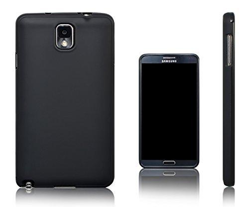 Xcessor Vapour Flexibel TPU Gel Schutzhülle Für Samsung Galaxy Note 3 schwarz Sg Shell Gel