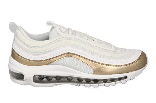 Nike Damen Air Max 97 Ep (gs) Leichtathletikschuhe, Mehrfarbig White/Blur 000, 39 EU - Max 97 Frauen Schuhe