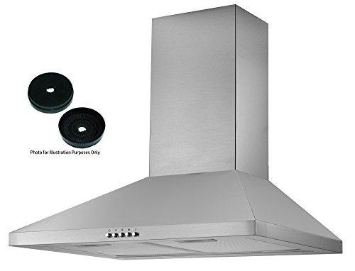 cookology-cmh605ss-60cm-chimney-cooker-hood-in-stainless-steel-kitchen-extractor-fan-recirculating-f