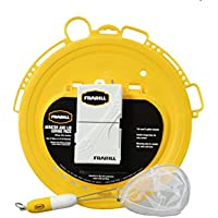 Frabill Ice Deluxe Bait Lid with Aerator