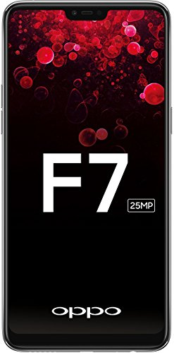 Oppo F7 (Silver, 64GB) with Offers