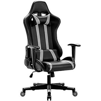 bureau ergonomique coussin Chaise siège gamer de Heart de WM confortable IntimaTe fauteuil 0N8mwvn