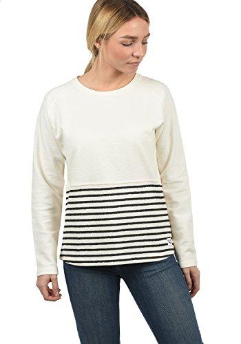 Desires Piper Women's Sweatshirt Sweat Jumper with Crew Neck Made of 100% Cotton